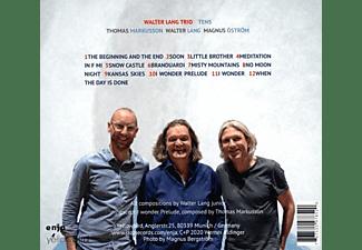 Walter Trio Lang - TENS  - (CD)