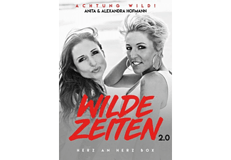 Anita & Alexandra Hofmann - Wilde Zeiten 2.0-Herz An Herz-Box  - (CD)
