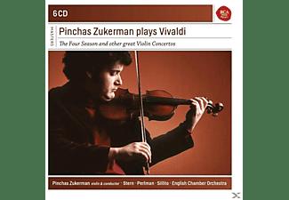 Pinchas Zukerman - Pinchas Zukerman Plays Vivaldi  - (CD)