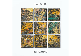 L'aupaire - Reframing (Ltd.Incl.12inch+10inch)  - (Vinyl)