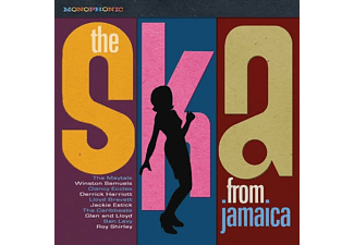VARIOUS - SKA FROM JAMAICA  - (CD)