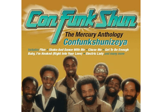 Con Funk Shun - CONFUNKSHUNIZEYA  - (CD)