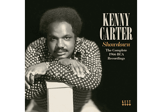 Kenny Carter - SHOWDOWN  - (CD)