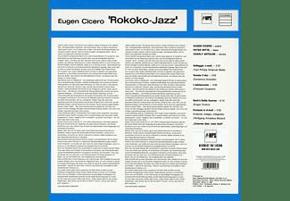 Eugen Cicero - ROKOKO JAZZ  - (Vinyl)