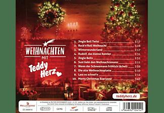 Teddy Herz - Weihnachten Mit Teddy Herz  - (CD)