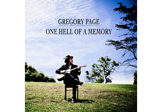 Gregory Page - One Hell Of A Memory  - (CD)
