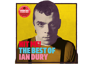 Ian Dury - Hit Me! The Best Of  - (CD)