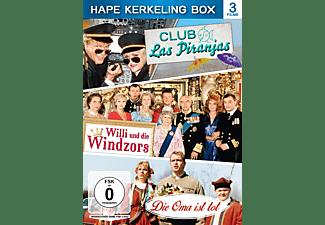 Hape Kerkeling Box - Club Las Piranjas, Willi und die Windzors, Die Oma ist tot DVD