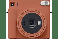 FUJIFILM instax SQUARE SQ1 Sofortbildkamera, Terracota Orange