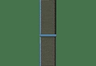 APPLE 44 mm Sport Loop, Ersatzarmband, Apple, Invernessgrün