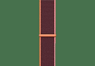 APPLE 44 mm Sport Loop, Ersatzarmband, Apple, Pflaume