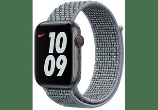 APPLE 44 mm Nike Sport Loop, Ersatzarmband, Apple, Obsidian Mist
