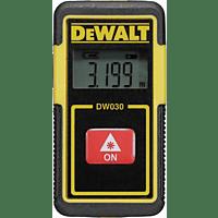 DEWALT DW030PL-XJ Mini Laser-Entfernungsmesser, Gelb/Schwarz
