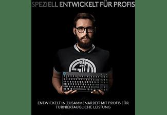 LOGITECH Clicky G Pro Mechanical, Gaming Tastatur, Mechanisch, Sonstiges