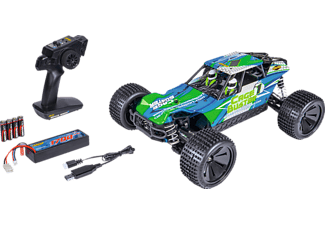 CARSON 1:10 Cage Buster 4 WD 2.4GHz 100% RTR RTR Spielzeugauto, Mehrfarbig