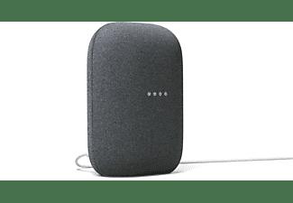 GOOGLE Nest Audio Smart Speaker, Karbon
