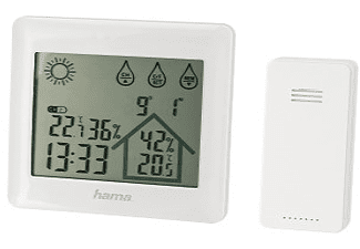 Estación Meteorológica - Hama 00186412, Blanco