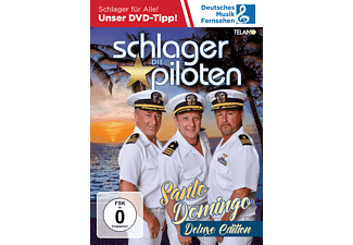 Die Schlagerpiloten - SANTO DOMINGO DELUXE EDITION [DVD]