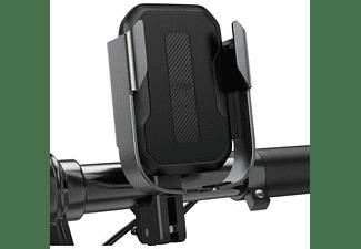 BASEUS Armor Motorsiklet Telefon Tutucu Siyah