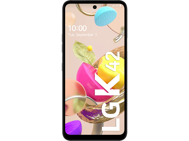 LG K42 (64 GB): Dual-SIM-Smartphone
