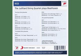Juilliard String Quartet - The Complete String Quartets  - (CD)