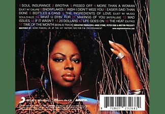 Angie Stone - MAHOGANY SOUL  - (CD)