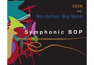 VEIN feat. Norrbotten Big Band - Symphonic Bop  - (CD)