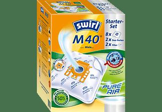 SWIRL M 40 Starter Set Staubsaugerbeutel