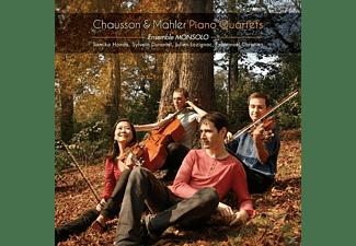 Ensemble Monsolo - Piano Quartets  - (CD)