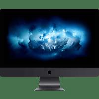 APPLE MHLV3D/A iMac 2020, All-in-One PC mit 27 Zoll Display, 32 GB RAM, 1 TB SSD, Radeon Pro Vega 56, Silber