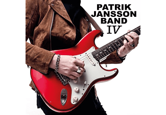 Patrik Jansson Band - IV  - (CD)