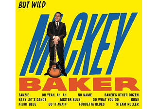 Mickey Baker - BUT WILD / BOSSA NOVA  - (CD)