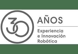 Robot aspirador - iRobot Roomba e5158, 90 min, 0.6 l, 2 cepillos multisuperficie, 1 cepillo bordes, Negro