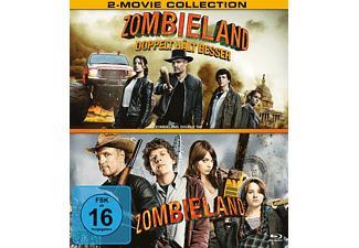 Zombieland 1 & 2 DVD