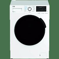 BEKO Waschtrockner, 1-8 kg, 8 kg Waschen & 5 kg Trocknen , 1400 U/min,WDW 8716 STB