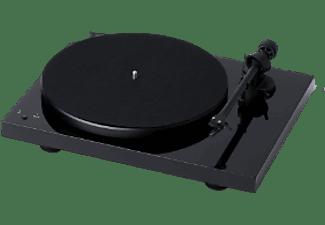 PRO-JECT Plattenspieler Debut III Piano Black BT SB Phono OM5e