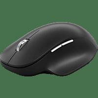 MICROSOFT Bluetooth Ergonomische Maus, Schwarz