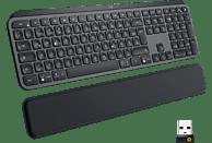 LOGITECH 920-009404 MX KEYS PLUS, Tastatur, Standard