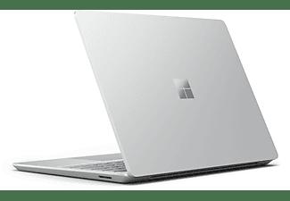 MICROSOFT Surface Laptop Go, Notebook mit 12,45 Zoll Display Touchscreen, Intel® Core™ i5 Prozessor, 8 GB RAM, 128 GB SSD, UHD-Grafik, Platin