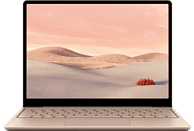 MICROSOFT Surface Laptop Go, Notebook mit 12,45 Zoll Display Touchscreen, Intel® Core™ i5 Prozessor, 8 GB RAM, 128 GB SSD, UHD-Grafik, Sandstein