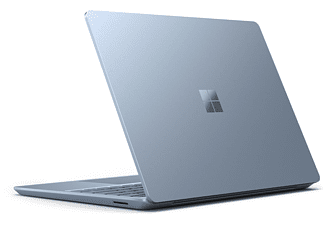 MICROSOFT Surface Laptop Go, Notebook mit 12,45 Zoll Display Touchscreen, Intel® Core™ i5 Prozessor, 8 GB RAM, 256 GB SSD, UHD-Grafik, Eisblau