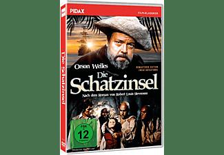 Die Schatzinsel DVD