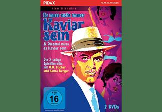 Es muss nicht immer Kaviar sein / Diesmal muss es Kaviar sein DVD