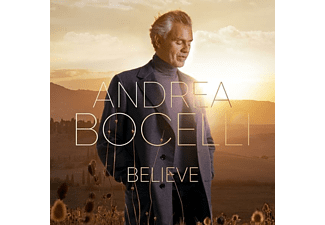 Andrea Bocelli - BELIEVE  - (CD)