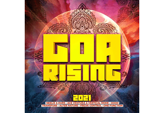 VARIOUS - Goa Rising 2021  - (CD)