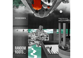Psychogeografia - RANDOM ROOTS  - (CD)