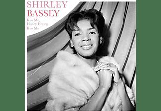 Shirley Bassey - KISS ME,HONEY,HONEY,KISS ME (180G)  - (Vinyl)