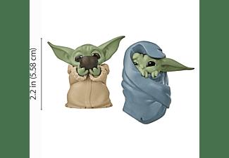 HASBRO Star Wars The Bounty Collection, The Child 5,5 cm große Figuren Spielfigur Mehrfarbig