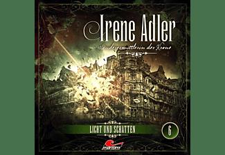 Irene Adler-sonderermittlerin Der Krone - Irene Adler 06-Licht Und Schatten  - (CD)