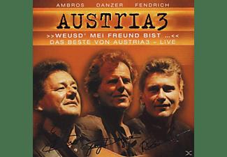 Austria 3 - Ambros, Danzer, Fendrich - WEUSD MEI FREUND BIST-DAS B [CD]